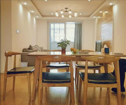 Plafoniere Da Soffitto In Legno : Sconto moderne luci a soffitto in legno