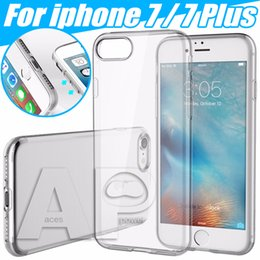 Wholesale Thin Chinese Phones - For Iphone 7 Phone Case Iphone 6s Plus S8 Plus Cover Transparent 0.3MM Ultra Thin For Samsung Galaxy ON5 S7 Iphone7