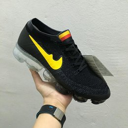 Wholesale New Arrial - New arrial country color sport air 2018 Vapor mens running shoes,brand fashion Air Breathe women trainers sneakers,size 36-45