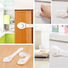 Wholesale Product Drawer - Baby Products Safety Drawer hasp Multi-function household cabinet door Refrigerator safety lock Child protection lock IA822