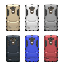 Wholesale G4 Chinese Mobile Phone - Best mobile phone protector case dirt scratch proof pc tpu combo case cover for LG G4 Note V10 G3 G5 K10 iPhone Samsung HTC M10