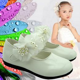 Chaussures Fille de Fleur Filles Princesse Diamant Bow Chaussures Cuhk Pour Chaussures Enfants uniques Chaussures Ivoire Chaussures De Communion Chaussures Fille De Fleur ? partir de fabricateur