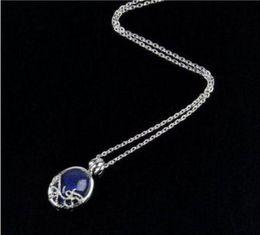 Wholesale Katherine Necklace - Vintage The Vampire Diaries Katherine Anti-sunlight Lapis Lazuli Necklace Hot H210992