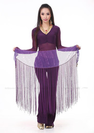 Wholesale Bellydance Dresses - Belly Dance Costume 3 Piece(Top+Waist Towel+Pants) Belly Dancing Clothes Bellydance 10 Colors Clothing For Dance Indian Dresses