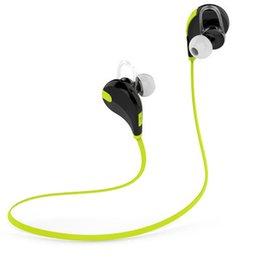 Écouteurs sans fil sport QY7S Bluetooth V4.1 EDR avec suppression de bruit écouteurs Mic ? partir de fabricateur