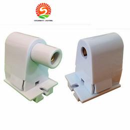 Wholesale Wholesale Needle Holder - FA8 Base Type FA8s Lamp Bases single pin Needle lamp holder for T8 T10 T12 LED tube lamp bases