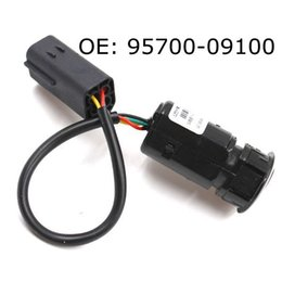 Wholesale Hyundai Backup - 1Pair NEW PDC Parking Sensor 95700-09100 Backup Assist Reverse For Hyundai Car Ultrasonic Reverse Sensor 95700 09100