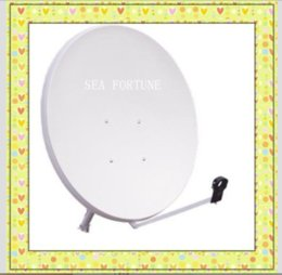 Wholesale Ku Band Satellite Dishes - Jonsa Ku Band Offset 60cm (2 feet) Satellite Dish antenna , This is the best Chinese satellite TV dish antenna, Drop Shipping