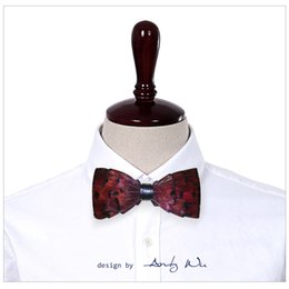 Wholesale Mens Designer Bow Ties - 2017 mens fashionable original brand designers bow tie wedding neck ties boys bowtie red neckties cravatte noeud papillon pajaritas hombre