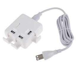 Neue hohe Geschwindigkeit EU US Stecker 5V 4A 20W 4 Hafen-Wand USB-Aufladeeinheit für iPhone6 5s 4s iPad intelligentes Telefon, mit Kleinpaket von Fabrikanten
