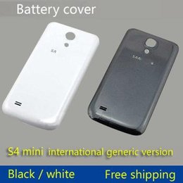Wholesale Galaxy S4 Mini Batteries - NEW OEM white   black Housing Cover Case Battery Housing Cover Case for Samsung Galaxy S4 mini i9190   i9195
