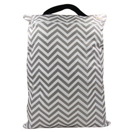 Wholesale Carry Bag For Baby - Ohbabyka Baby Bags for Mom Wet Bag Large Laundry Basket Resuable Travel Baby Bag Easy To Carry Diaper Insert Swim Bag For Mummy