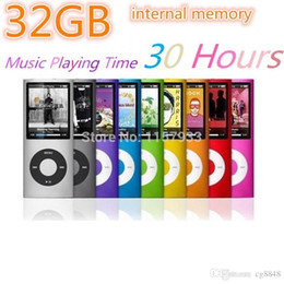 """Wholesale Green Screen Photos - mini 32GB 30 Hours music playing time MP3 mp4 player Slim1.8"""" LCD screen 4th MP3 photo E-Book Music FM Radio Video"""