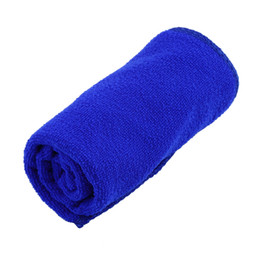 Wholesale Auto Washers - 30*70CM Microfiber car cleaning cloth wash towel products dust tools car washer auto supplies car accessories