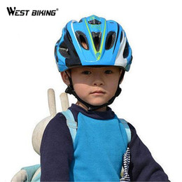 Wholesale Safety Children Helmet - Kids Bike Helmet Ultralight Children's Safety Bicycle Helmet Cycling Helmet Child Size Ciclismo Cycling Equipment Sport Helmet