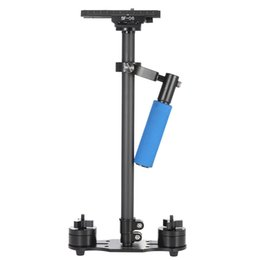 """Wholesale Video 24 - Carbon Fiber 24"""" 60cm Handheld Stabilizer with Quick Release Plate 1 4"""" and 3 8"""" Screw for DSLR and Video Cameras up to 6.6lbs 3kg"""