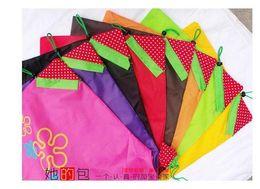 Wholesale Strawberry Reusable Bags - Nylon Foldable Shopping Bags Reusable shopping bag Eco-Friendly Shopping Bags Tote Bags Fold the strawberry bag H396