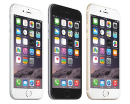 """Wholesale Iphone Touch Back - Refurbished iPhone 6 Cellphone 16GB 64GB 100% Original Apple iPhone 6 without fingerprint without Touch ID function 4.7"""" Smartphone"""