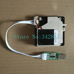 module output Coupons - Wholesale-Nova PM sensor SDS011 High precision laser pm2.5 air quality detection sensor module Super dust dust sensors, digital output