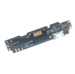 Micro cabo flexível on-line-Conector da doca porta de carregamento micro usb cabo flex módulo de fita + mic peças de reposição para xiaomi redmi note 2