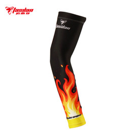 Wholesale Cycling Cycle Arm Warmer - Bicycle Bike Accessories Sports Elbow Cycling Sleeves Cycling Armwarmer Sun UV Protection Arm Sleeves Arm Warmer Riding Sports Sleeves