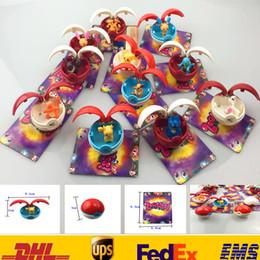 Canada 12 pcs / ensemble New Go Elf Ball Jouets Enfants Enfants 5 Cm Cosplay Cartoon Action Jeux de Film Figures Jouets En Plastique Avec Carte XMAS Cadeaux GD-T14 cheap elves movie Offre