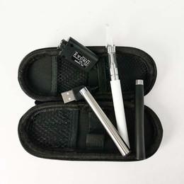 Мешки аккумуляторные батареи онлайн-Горячий Новый Vape Kit A9 распылитель +M3 аккумулятор +USB зарядное устройство Vape Pen 510 аккумулятор CO2 картридж с сумкой упаковка