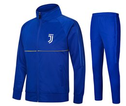 Wholesale Soccer Tracksuit Free Shipping - AAA+ quality HIGUAIN tracksuit 2017 2018 jackets MARCHISIO MANDZUKIC DYBALA 17 18 tracksuit jacketS Sweatshirt free shipping