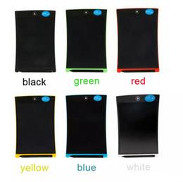 """sottile compressa bianca Sconti Scrittura LCD Tablet da 8,5 """"eWriter, pad per la scrittura a mano ePaper per tablet portatili, per adulti, bambini e disabili"""
