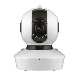 Wholesale Ir Microphones - Vstarcam C7823WIP Home Wireless WiFi 720P IP Camera onvif P2P PnP Plug&Play Pan Tilt Micro SD Card slot Audio&Microphone Infrared IR