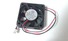 Wholesale 24v Cooler Fans - 20 pcs x 5015s 24v 50x50x15mm 2 Wires Brushless DC Cooling Fan
