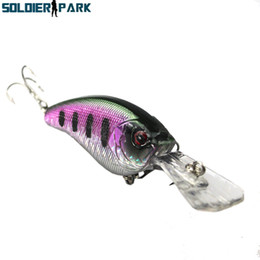 Wholesale rattle fishing lure - Saltwater Fishing Tackle Floating 11CM Fishing Bait VIB Lure Hard Plastic Wobbler Fish Hard Lures Vibration Rattle Hooks Pesca order<$18no t