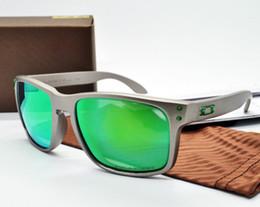 2019 gafas de sol deportivas naranjas 2020 gafas de sol polarizadas diseñadorHolbrook gafas de sol del moda para los hombres al aire libre a prueba de viento con la caja gafas de calidad superior OK9102