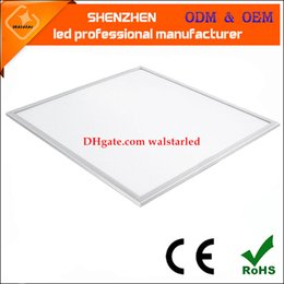 Wholesale Oem Cooler - 36w 72w ultra thin led recessed panel light top quality led panel office lighting 3 years warranty OEM style square led light