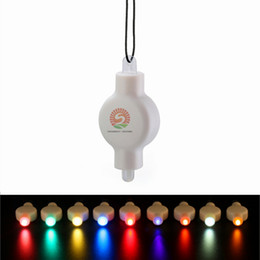 Wholesale Wholesale Battery Operated Lanterns - 2016 NEW 10pcs lot Decoration Hanging Lantern With Line LED Light Super Bright Floralyte Battery Operated Free Ship