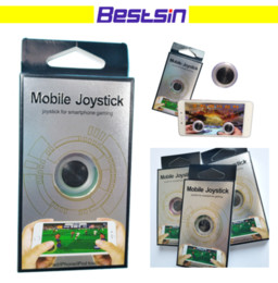 Wholesale Stick Shocking - Bestsin Joystick Easy Take Untra-thin Mobile Joystick Game Stick Controller For Touch Screen Phone Tablet With retail box