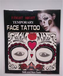 2019 maschera gatto dell'annata Tatuaggi Temporanei con Tatuaggi Temporanei con Tatuaggi Temporanei e Tatuaggi Temporanei 8 Stili