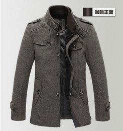 Wool Top Coats For Men Online Wholesale Distributors, Wool Top ...