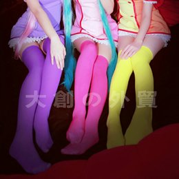 Wholesale Sexy Socks Accessories - Wholesale-Sailor Moon Accessories Socks Meias Cosplay Women Sexy Tights Stockings High Elasticity