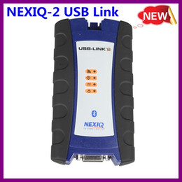Wholesale Truck Diagnostic Software Interface - TOP Quality NEXIQ-2 USB Link + Software Diesel Truck Interface and Software with All Installers with Bluetooth Heavy Duty NEXIQ Scanner