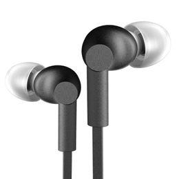 Wholesale Headset Accessories - JOYROOM Flat Line Headset Headphone Stereo In Ear Ceramic Cavity Earphone with mic Phone Accessories For Smartphones