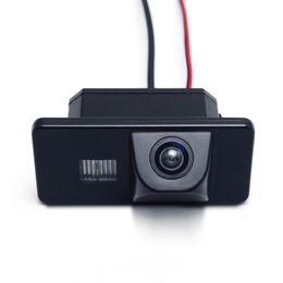 Wholesale Bmw Series E87 - LEEWA Special Car Combined Backup Rear View Camera For BMW 5 series(E60 E61 E63 E64) X5(E70) X6(E71 E72) 1-series(E81 E87) 3-series... #4390