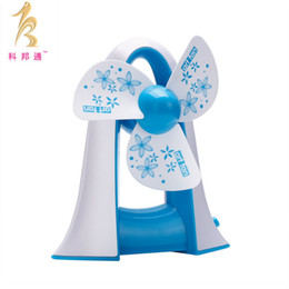 Wholesale Fans Products - The penguin USB fan rechargeable lithium batteries mini portable mini electric fan New strange household products