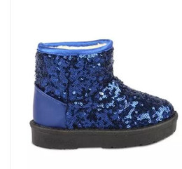 Wholesale Hot Boots For Girls - New Cute black and red Baby Girls Martin Boots for 1-15 Years Old Children Shoes Fashion Boots Kids Work Boots Hot 21-36