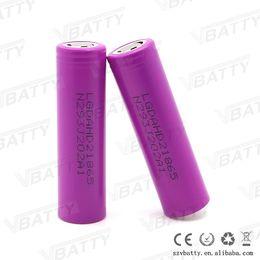 Wholesale Hd2 Battery - Cheap vaporizer battery 18650 Original HD2 2000mah 25a max discharge 18650 for mechanical mod