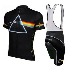 Wholesale Bike Cycling Clothing - Pink Floyd team cycling jersey 2018 Maillot ciclismo, Road bike riding clothes, Motorcycle Cycling Clothing V2