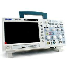 Canada HANTEK Oscilloscope DSO5102P 100 MHz 7 pouces Oscilloscope de stockage numérique à bande passante 100M 2 canaux Offre