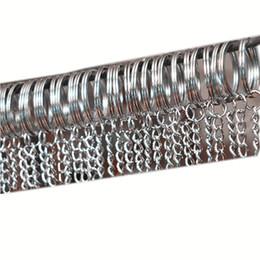 Canada Porte-clés en métal DIY porte-clés 28MM 30mm titulaire de la clé avec des chaînes porte-clés anneaux brisés avec anneau ouvert Offre