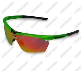 Wholesale Bike Frame Pink - New Fashion Sunglasses Men TR90 Frame Outdoor Sports rudy Sun Glasses Goggles Oculos De Sol Masculino men bike glasses