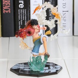 Wholesale One Piece Zero - One Piece Monkey D Luffy Battle Ver. Figuarts Zero Boxed PVC Action Figure Collection Model Toy Gift